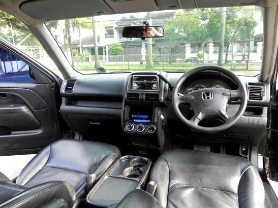Honda CR-V lebih memiliki style dibanding SUV murni, karena bentuk
