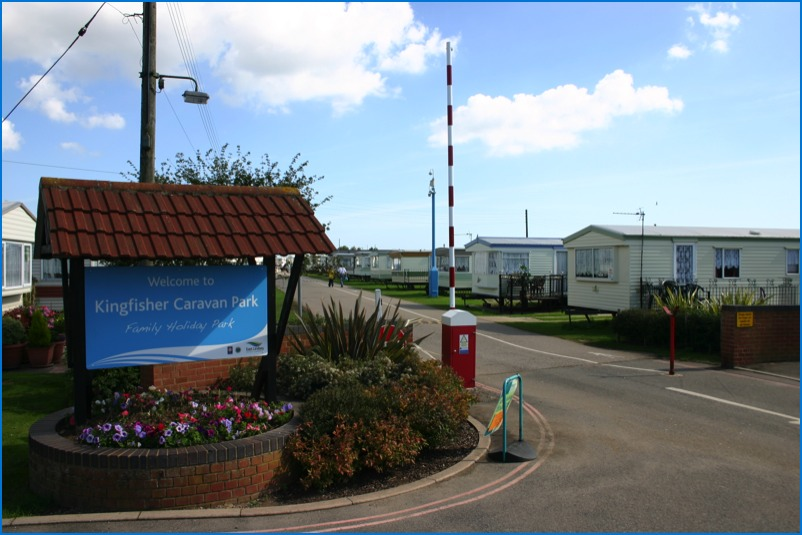 Luxury UK Private Static Caravan Holiday Hire At Sunnymede Fantasy Island
