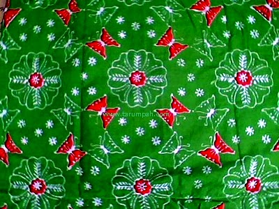 contoh motif batik tasik