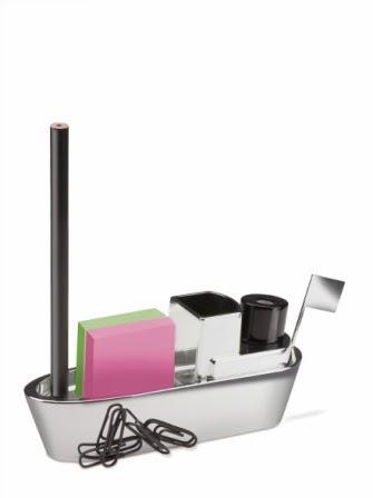objets publicitaires originaux set de bureau et porte trombone. Black Bedroom Furniture Sets. Home Design Ideas