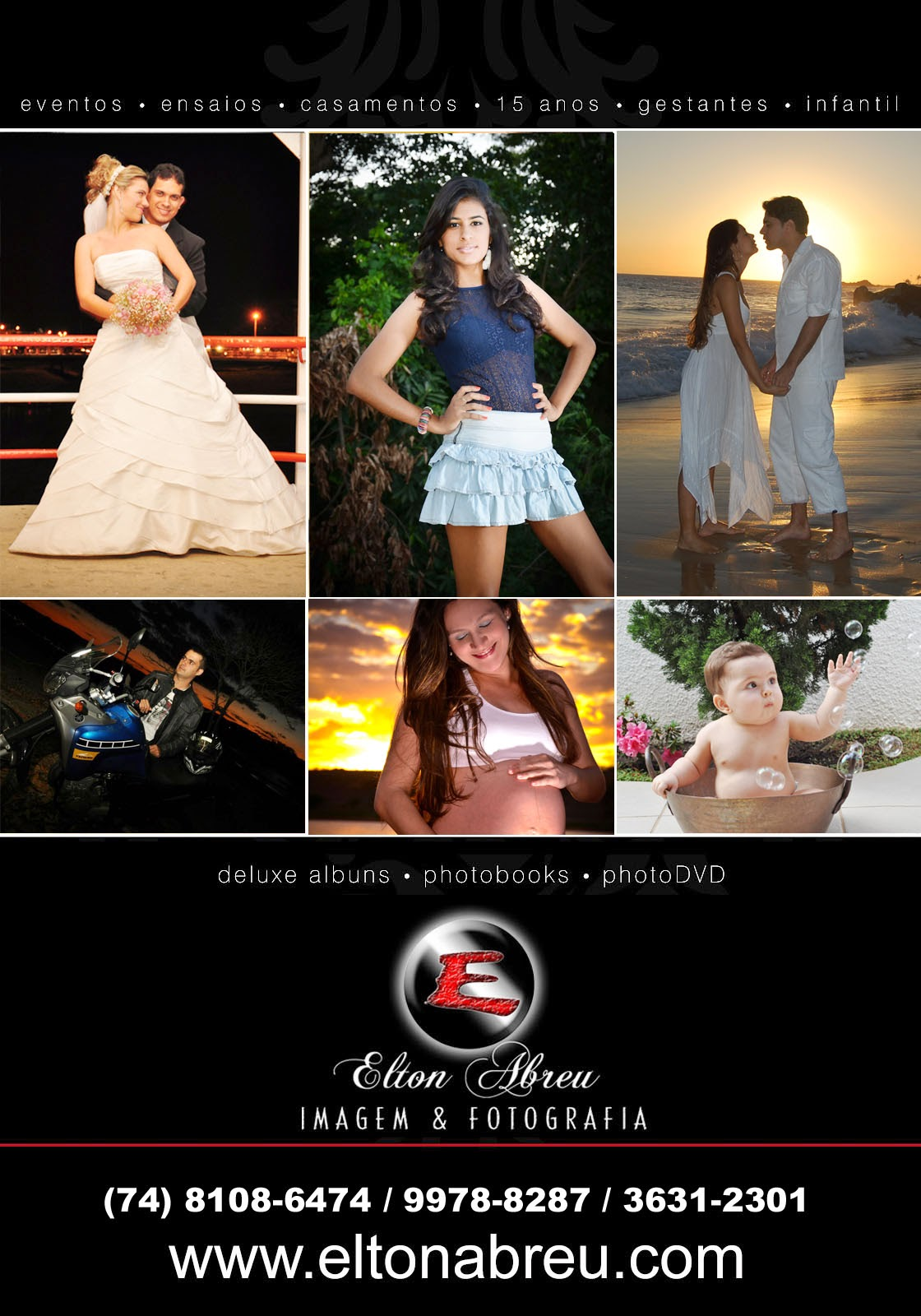 Elton Abreu - Fotografia