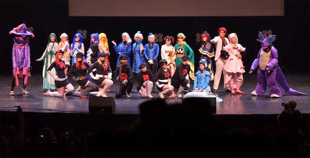 animecon x cosplay esityskilpailu