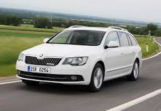 Skoda Superb Estate Towing Capacity