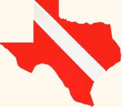 Texas Scuba symbol