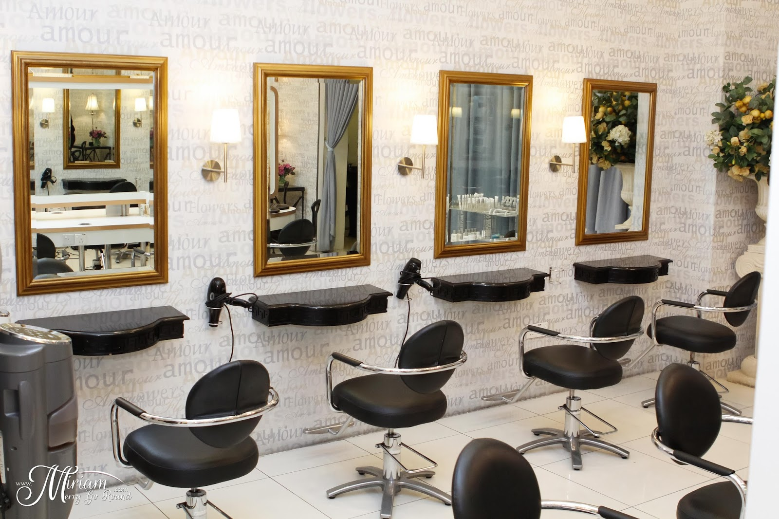 andy ho haute coiffure hair makeover - Salon Coiffure