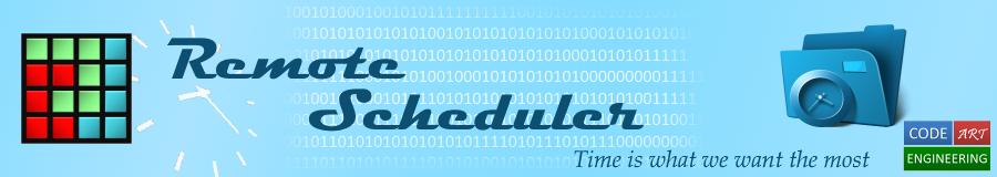 Remote Scheduler