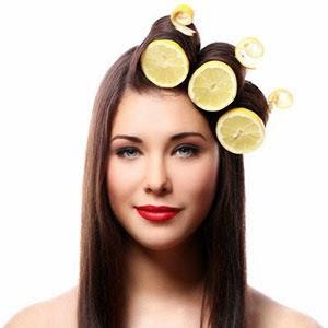 limone, proprietà del limone, capelli luminosi con il limone, schiarire i capelli con il limone