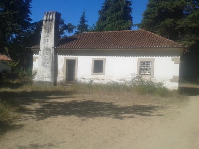 Casa do Guarda Florestal de Serrazes