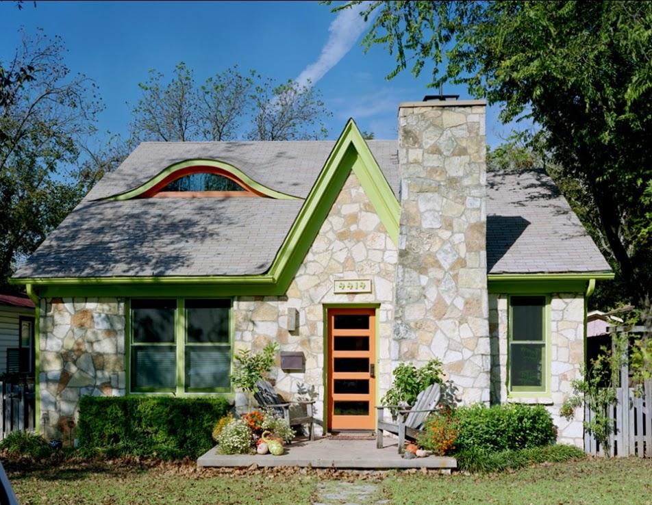 Delorme designs eyebrow windows for Cottage exterior design photos