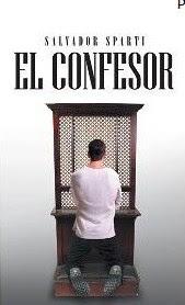 Portada de la novela El Confesor de Salvador Sparti