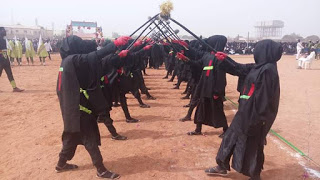 Check Out The Beautiful Parades By Shiite Muslims In Honor Of Prophet Mohamed (Photos)