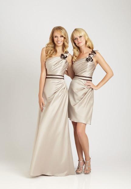 whiteazalea bridesmaid dresses