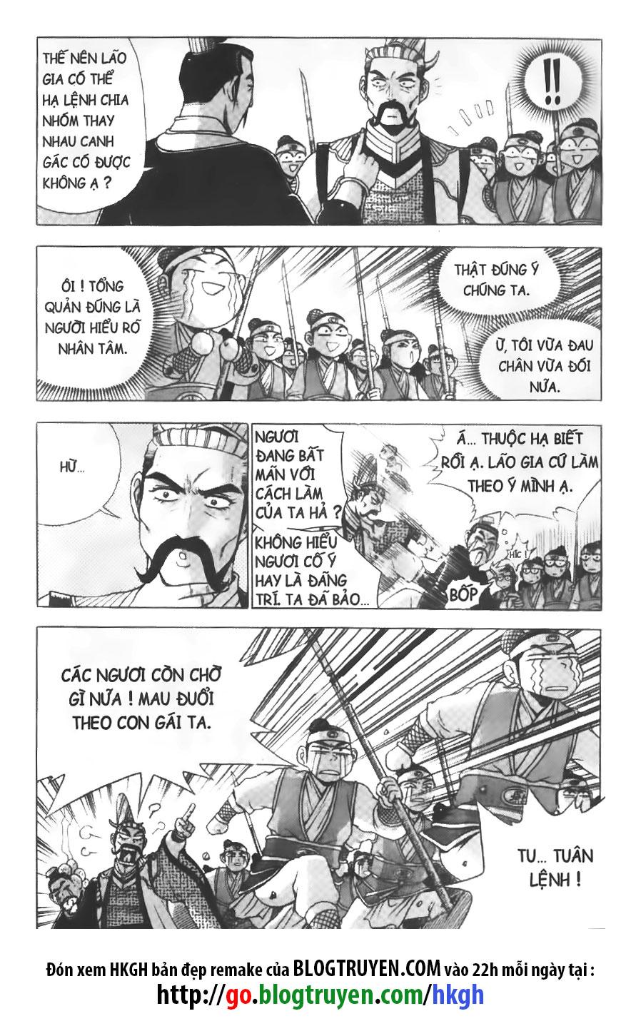 Hiệp Khách Giang Hồ - Hiệp Khách Giang Hồ Chap 250 - Pic 23