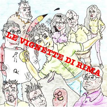 LE VIGNETTE DI RIMA