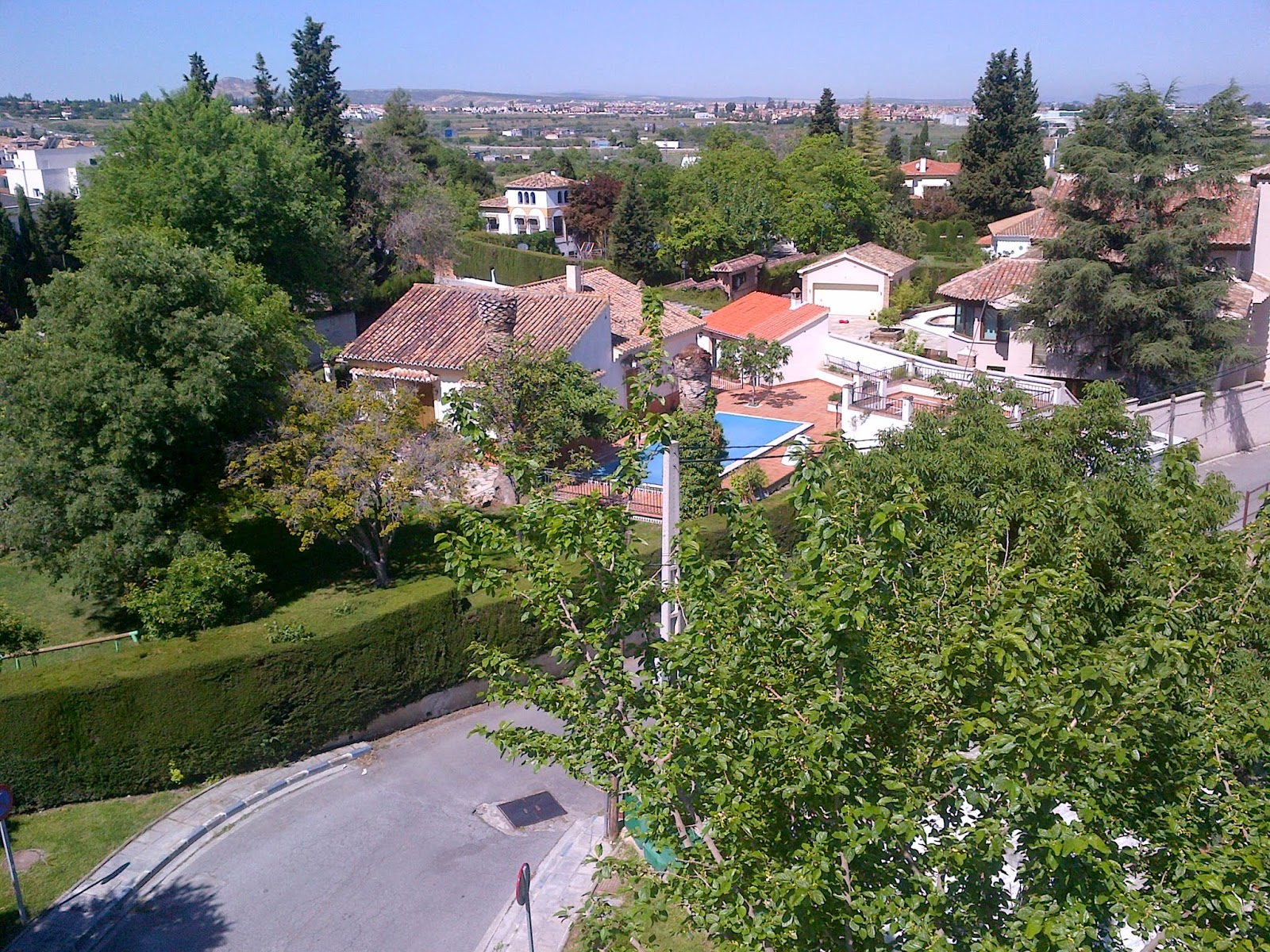 Parques y jardines de ogijares jardines avd andaluc a - Jardines de andalucia ...