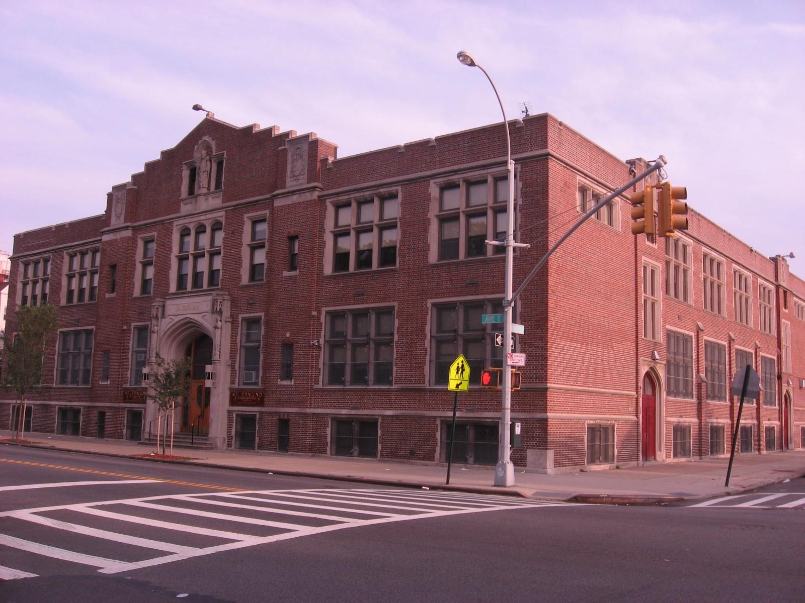Brooklyn Catholic: St. Edmund, Avenue T & Ocean Ave.