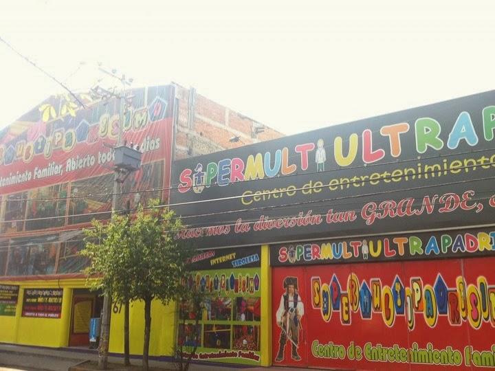 Centro Supermultipadrisimo - México, DF