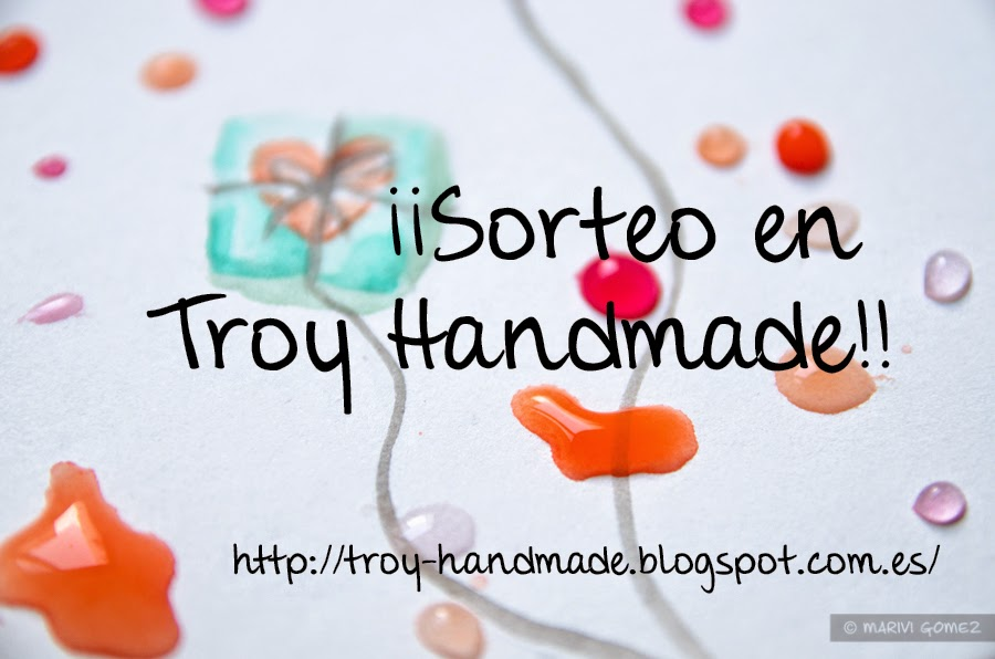 Sorteo Troy Handmade