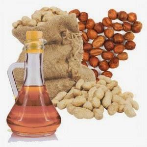 استخدام زيت الفول السوداني لايقاف النزيف الدموي