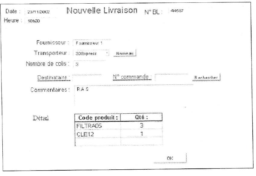Examen de Fin de Formation Théorique Session Juin 2009