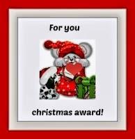Χριστουγεννιάτικο βραβείο απόhttp://daddycool2403.blogspot.gr/ και nikos mous