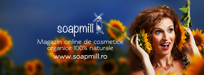 Soapmill - luxury cosmetic products. Cosmetice organice si naturale.