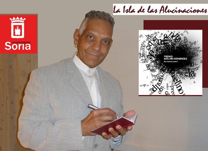 """Premio de novela juvenil para mi novela (inédita) """"LA ISLA DE LAS ALUCINACIONES"""""""