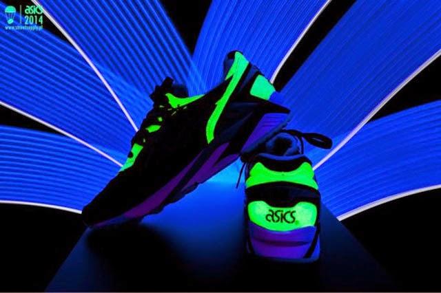 "Asics ""Glow In The Dark"" Pack"
