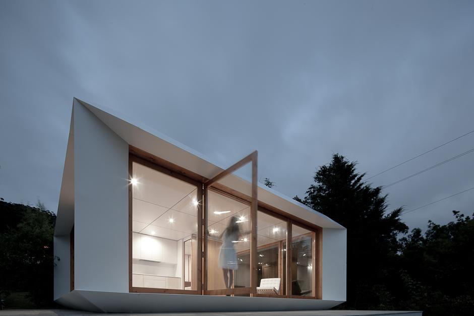 Mima house uma casa pr fabricada e low cost made in - Casa prefabricadas portugal ...