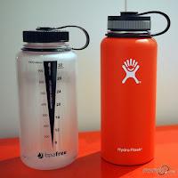 Hydro Flask Größenvergleich