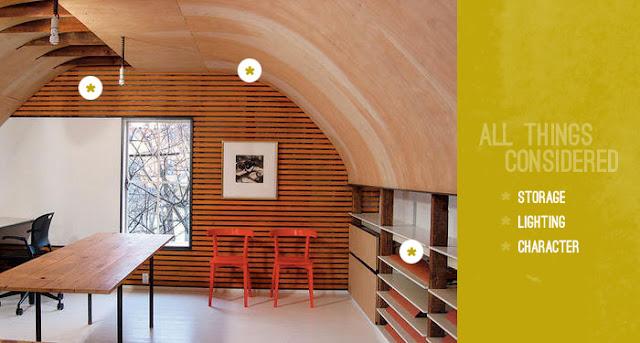 Attic Studio planning