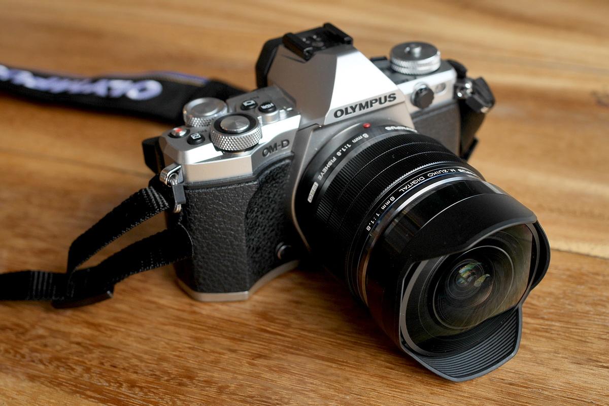 Olympus M.Zuiko 8mm F1.8 Fisheye PRO Lens Review