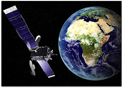 Το χωριό μας από δορυφόρο!
