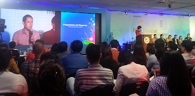 Esguerra shares about DDR to a Summit