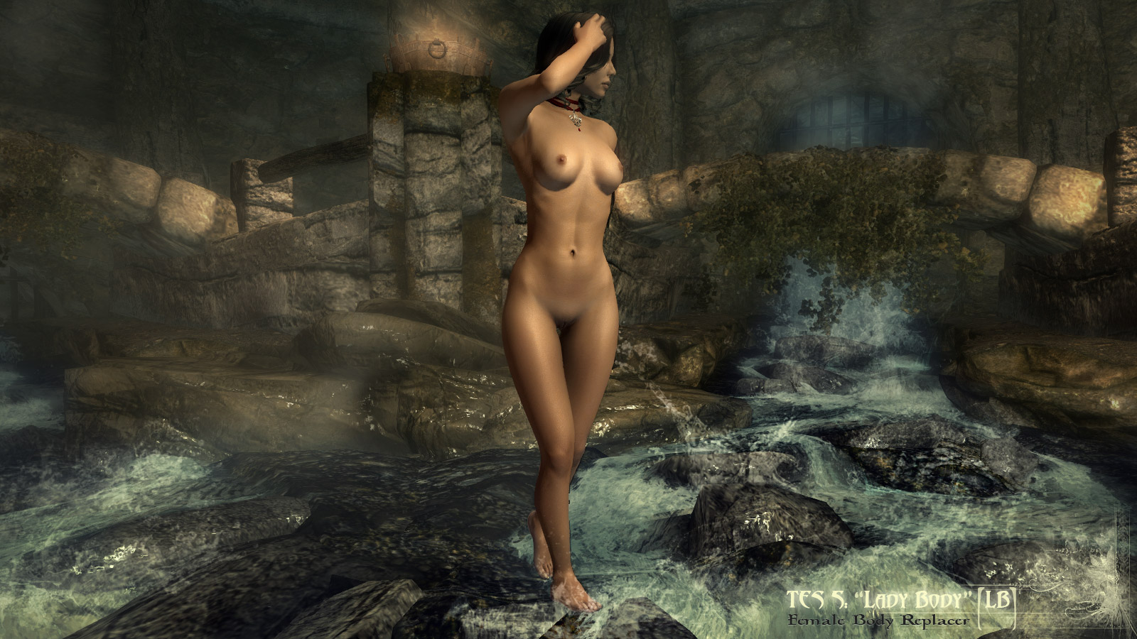 Skyrim nude femals xxx comics