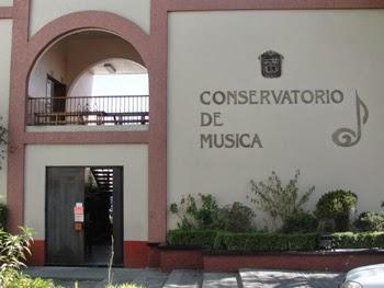 Pelean patio primaria justo sierra y conservatorio de for Conservatorio de musica