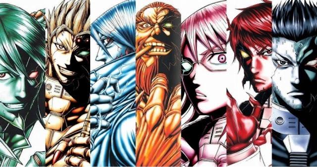 Anime 'Terraformars Revenge' Ungkapkan Staff Utama Dan Jadwal Rilis