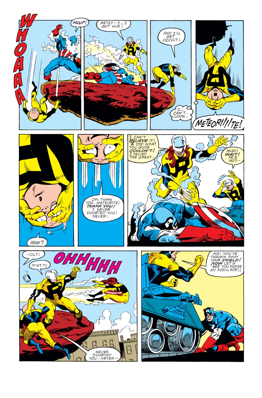 Captain America (1968) Issue #346 #276 - English 22