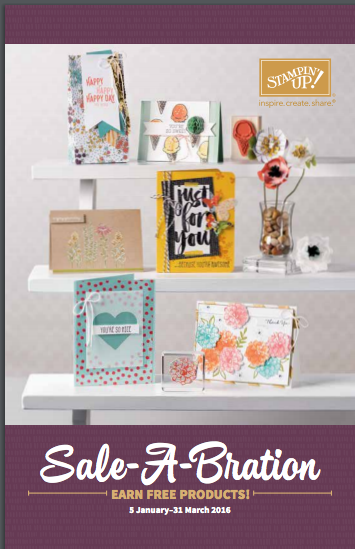 Sale-A-Bration Brochure 2016