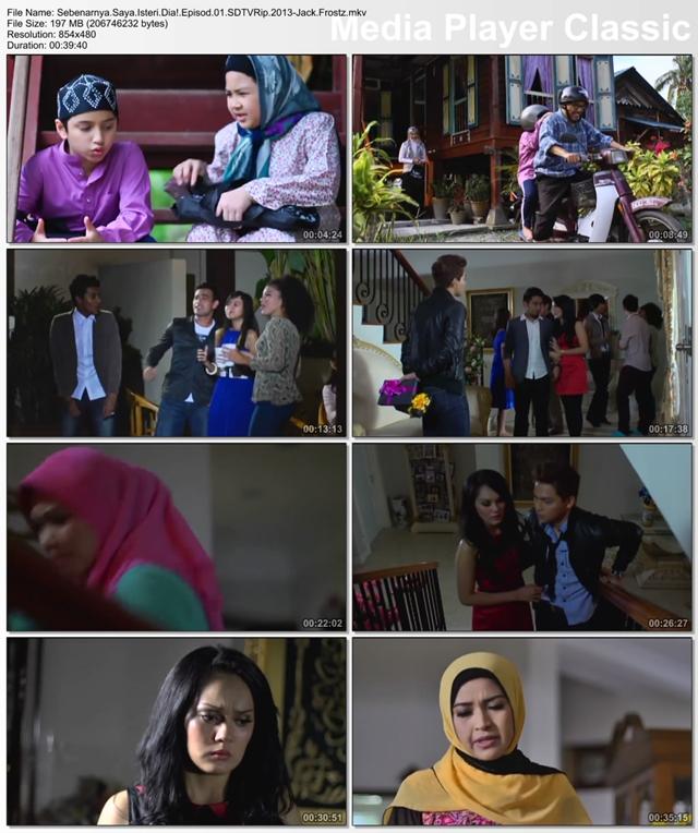 Download Sebenarnya Saya Isteri Dia : dramatvonline.net