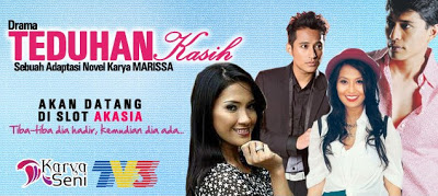 Tonton Drama Teduhan Kasih Episode 8 (SLOT AKASIA) - Full Episode