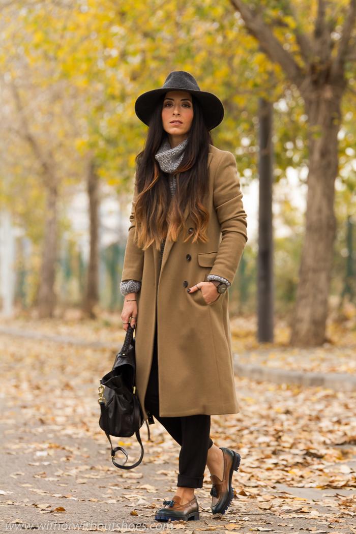 BLogger española de Valencia con look cómodo con estilo y zapatos planos