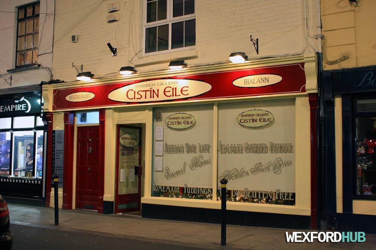Cistin Eile, Wexford