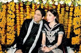 Pakistan PPP Female Politician Sharmila Farooqi Marriage Ceremony