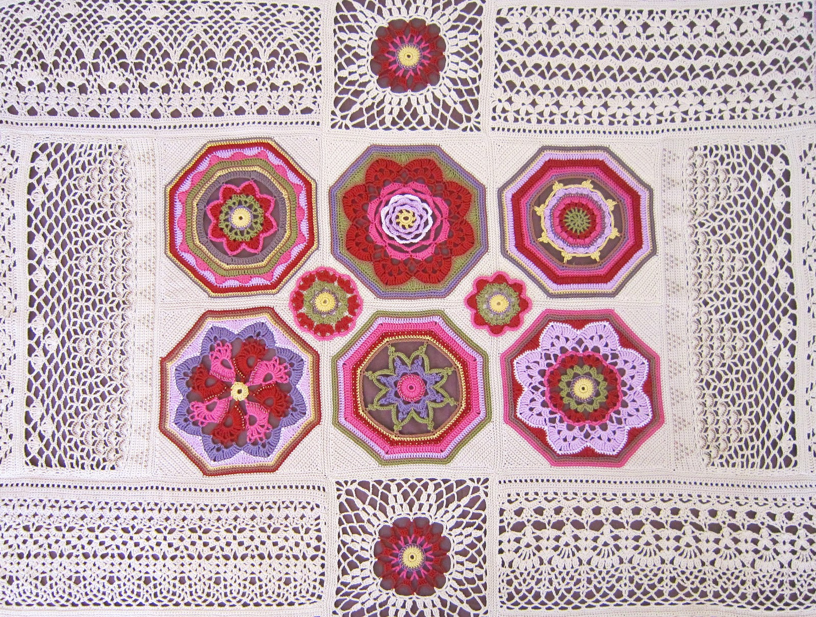 knit & crochet design: Crochet Club 2012