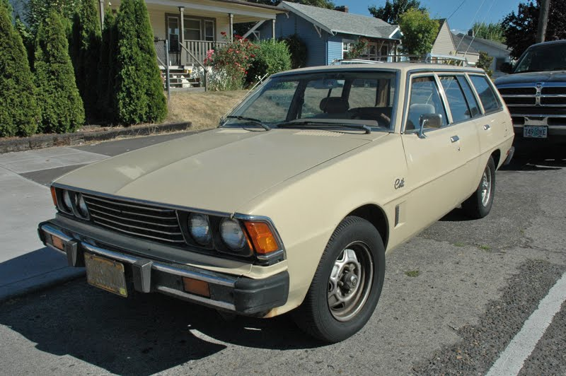 Here is another Dodge Colt Wagon from the United States Of America.
