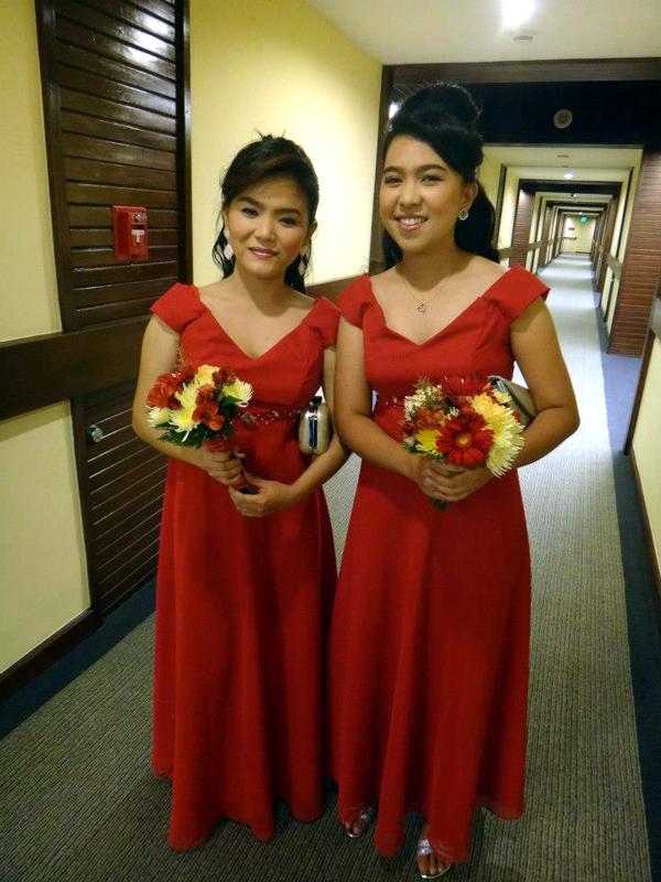 Fashion Sage: Wedding Supplier: Jarizz Cabrera (Entourage Gowns ...