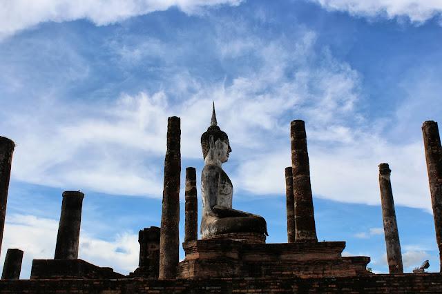 sukhothai ruinas