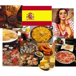 La gastronomia for Cocina tradicional espanola
