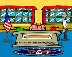 Solucion Obama Hellboy Guia, Ayuda, Pistas